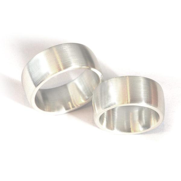 Partnerringe Silber (1007308)